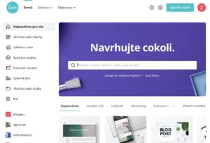 Program na tvorbu bannerů pro e-shop